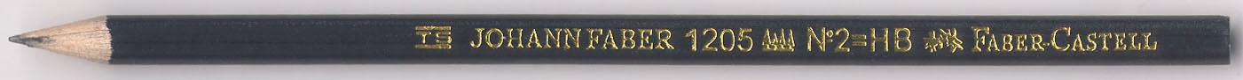 Johann Faber  1205
