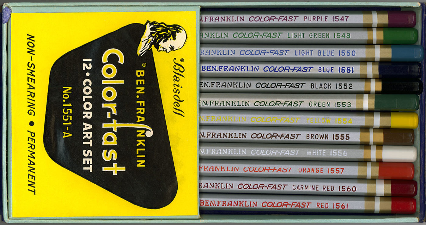 Ben Franklin Color-Fast 1551-A