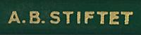 A. B. Stiftet