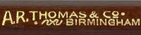 A.R. Thomas