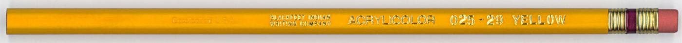 Acrylicolor 025-29 Yellow