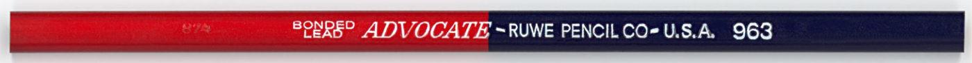 Advocate 963 Red/Blue