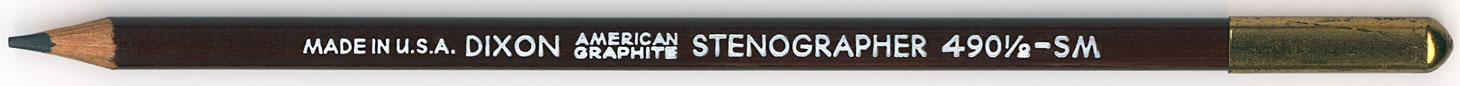 Stenographer 490 1/2-S