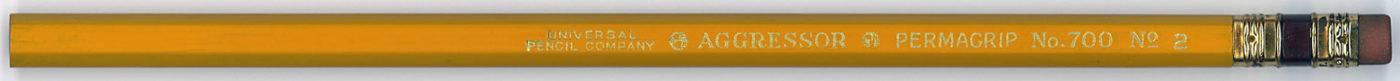 Aggressor Permagrip 700 No.2