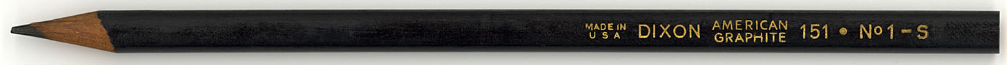 American Graphite No.1 - S 151