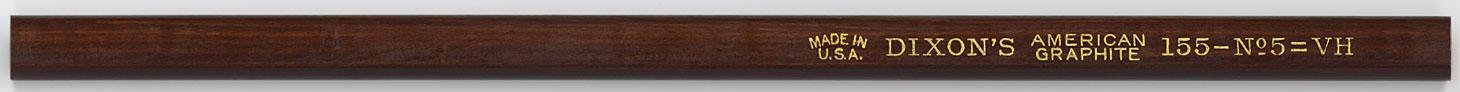 American Graphite 155 - No.5 = VH