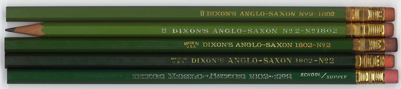 Anglo Saxon 1802 - No.2