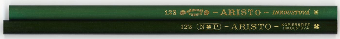 Aristo Kopierstift Inkoustova 123