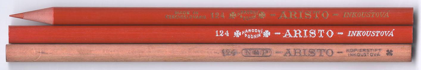 Aristo Inkoustova 124