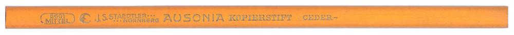 Ausonia Kopierstift  6601 Mittel