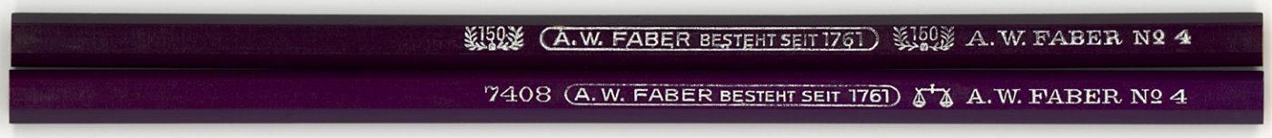 A.W. Faber 150 Anniv. No.4