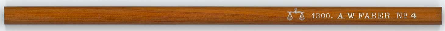 A.W. Faber 1300 No.4