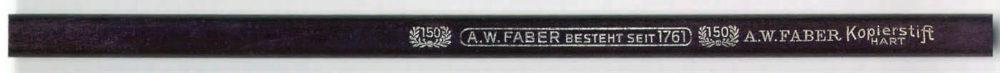 A.W. Faber 150 Anniv. Kopier