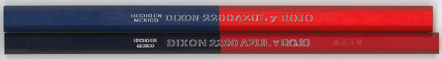 Azul y Rojo 2200