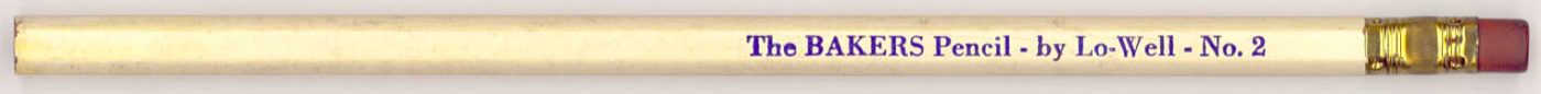 The Bakers Pencil