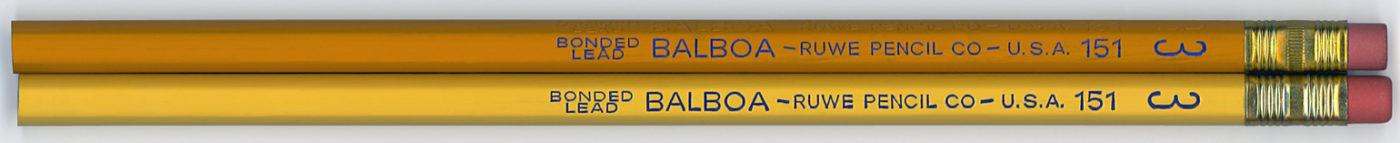 Balboa 151 No.3
