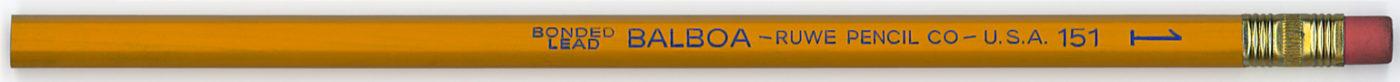 Balboa 151 No.1