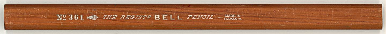 The Registd Bell Pencil N0. 361