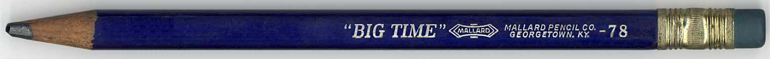 """Big Time"" 78"