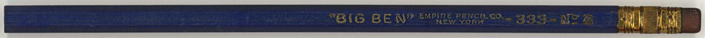 """""""Big Ben"""" 333"""