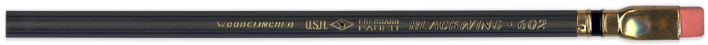 Blackwing 602 by Eberhard Faber