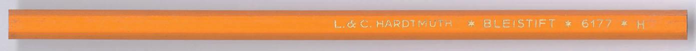Bleistift 6177 H