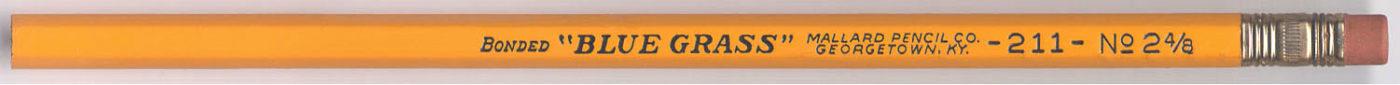 """""""Blue Grass"""" 211"""