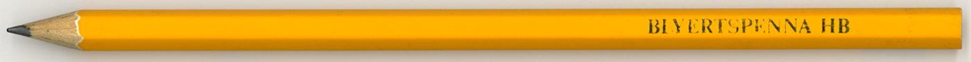 Blyertspenna HB
