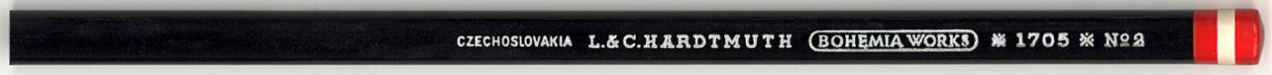 L&C Hardtmuth 1705 No. 2