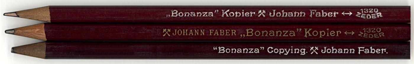 """""""Bonanza"""" kopier 1320"""
