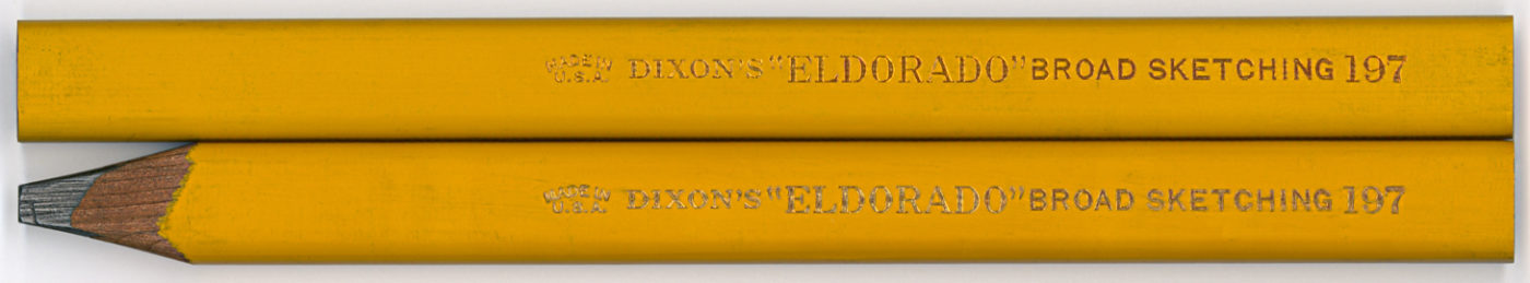 """Eldorado"" Broad Sketching 197"