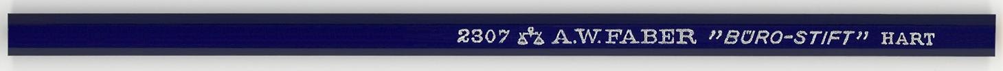 """Buro-Stift"" 2307 Hart"