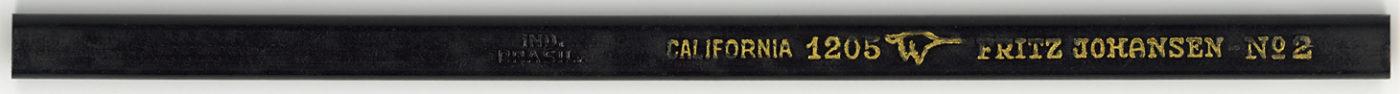 California 1205 No.2