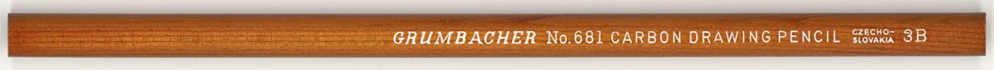 Carbon Drawing Pencil No.681 3B