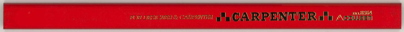 Carpenter no. 8564