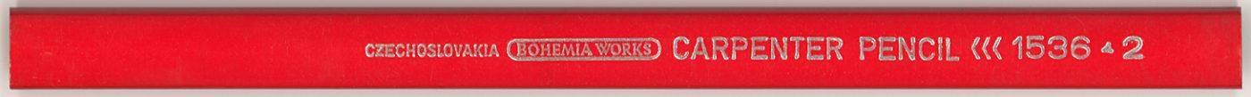 Carpenter Pencil 1536 2