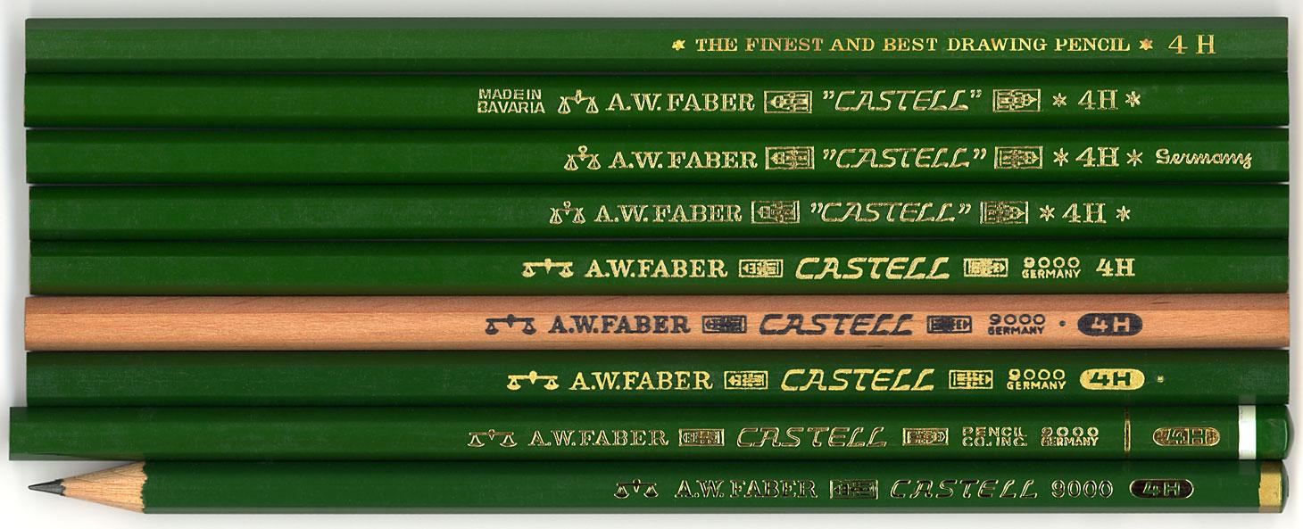 """Castell"" 4H"