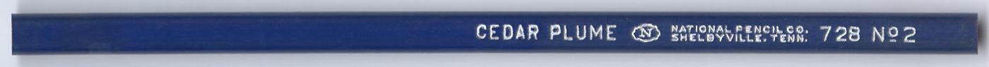 Cedar Plume 728 No.2