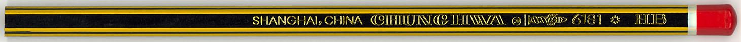 Chung Hwa 6181 HB