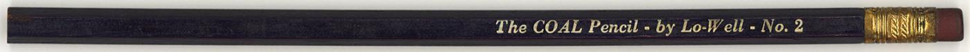 The Coal Pencil