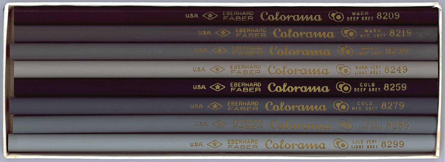 Colorama Greys No.8250