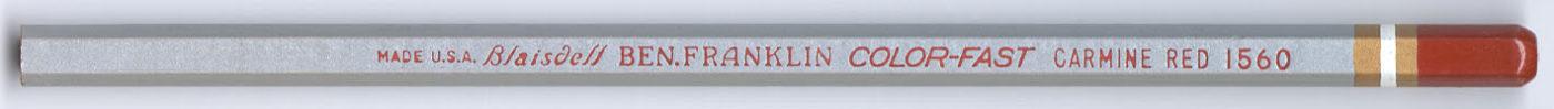 Ben Franklin Color-Fast 1560