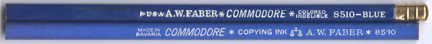 Commodore Copying Ink 8510 Blue
