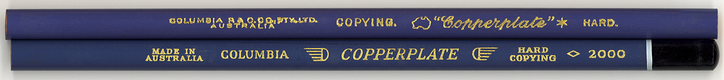 """Copperplate"" Copying 2000 Hard"