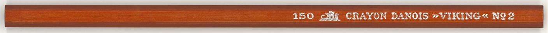 Viking Crayon Danois 150 No. 2