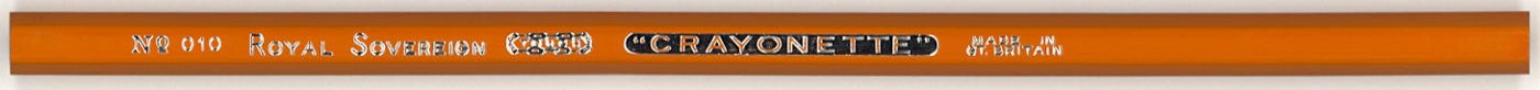 """""""Crayonette"""" No. 010"""