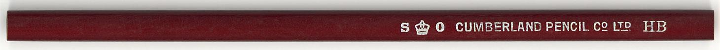 Cumberland Pencil Co.  HB