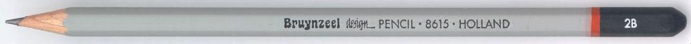 Design Pencil 8615 2B