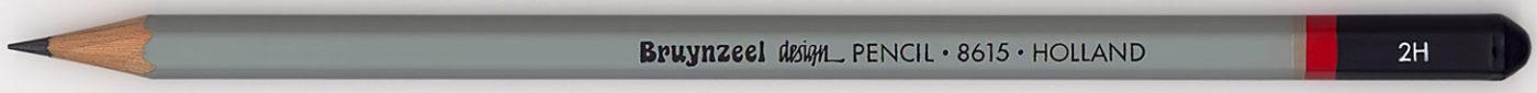Design Pencil 8615 2H