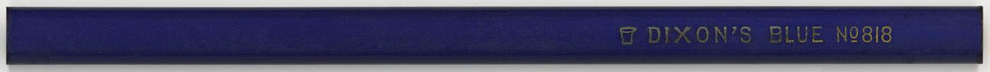 Dixon's Blue No.818